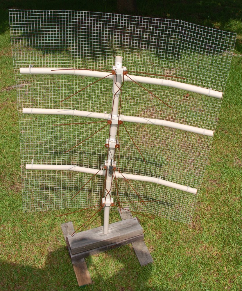 Diy Tv Antennas A Blog Devoted To My Many Hobbies
