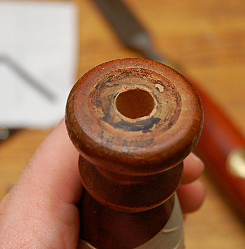 Fixing Things Bed Finial A Blog Devoted to my Many Hobbies