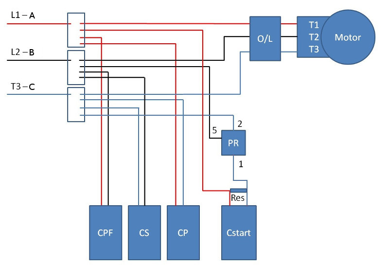 rpc1?w=640 rotary phase converter a blog devoted to my many hobbies roto phase wiring diagram at reclaimingppi.co